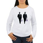 Kray twins Women's Long Sleeve T-Shirt