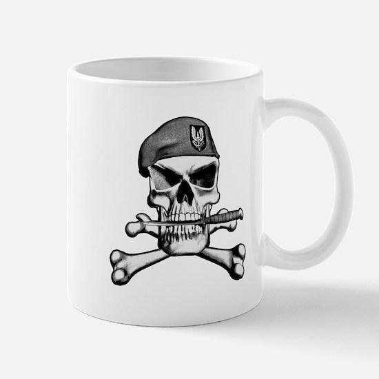 SAS Skull and Bones Mug