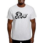 Black chimp Light T-Shirt