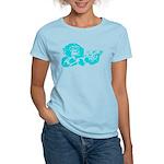 Blue chimp Women's Light T-Shirt
