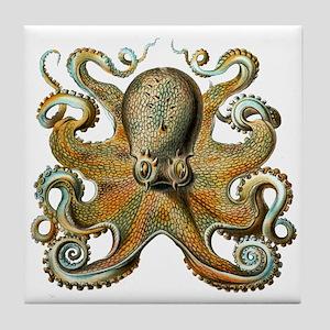 Octopus Tile Coaster