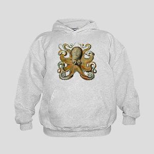Octopus Kids Hoodie