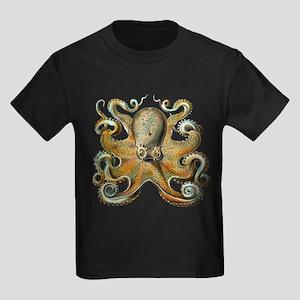 Octopus Kids Dark T-Shirt