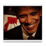 Obama Art Tile Coaster