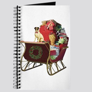 JACK RUSSELL ON SLEIGH Journal