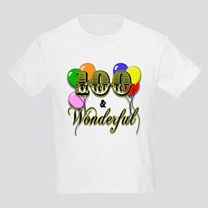100 and Wonderful Kids Light T-Shirt