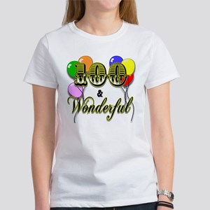 100 and Wonderful Women's T-Shirt