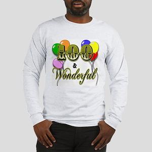 100 and Wonderful Long Sleeve T-Shirt