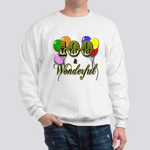 100 and Wonderful Sweatshirt