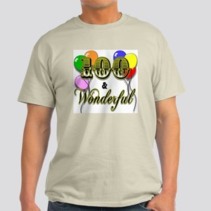 100 and Wonderful Light T-Shirt
