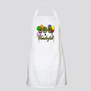 100 and Wonderful BBQ Apron