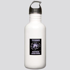ELICTRIAL BRAIN STORMS Stainless Water Bottle 1.0L