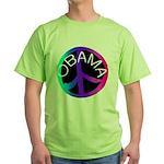 I LOVE MY T SHIRTS: Green T-Shirt