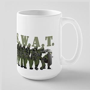 SWAT ENTRY TEAM Large Mug