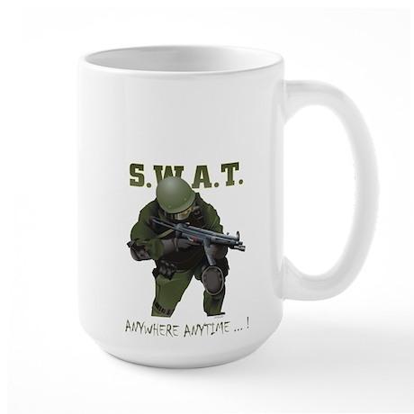 SWAT OPERATOR Large Mug