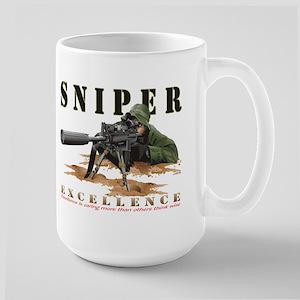 SNIPER II Large Mug