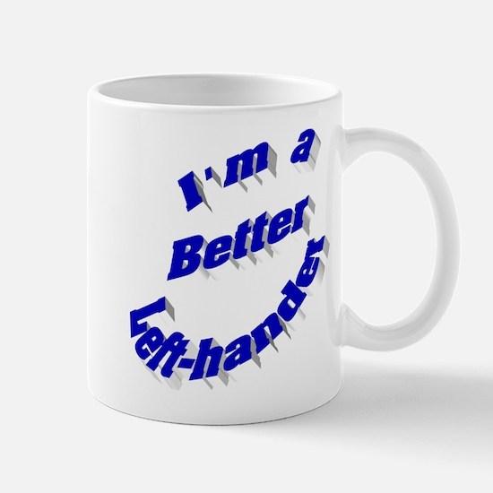 Better Left-hander Mug