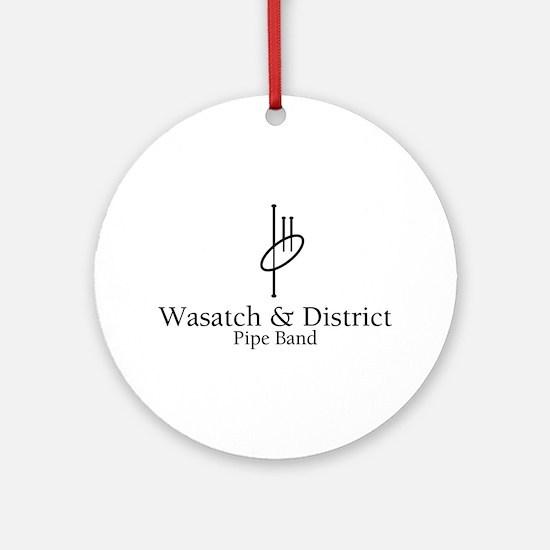 WDPB Ornament (Round)