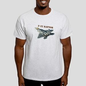F-22 Raptor Light T-Shirt