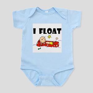 I Float Infant Bodysuit