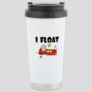 I Float Stainless Steel Travel Mug
