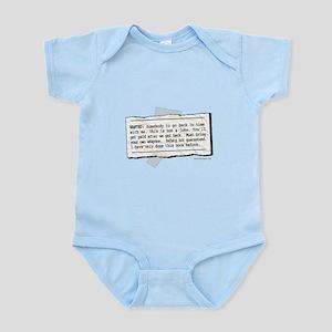 Back in Time... Infant Bodysuit