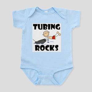 Tubing Rocks Infant Bodysuit