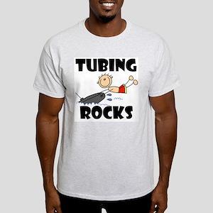 Tubing Rocks Light T-Shirt
