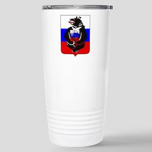 Russian Football Bear Mugs