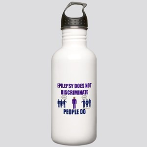 DISCRIMINATE Stainless Water Bottle 1.0L