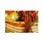 PICTURE PERFECT CHRISTMAS Rectangle Magnet