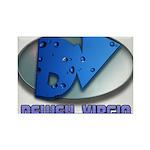 Dewey Virgin Rectangle Magnet