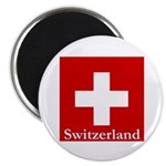 Swiss Cross-2 Magnet