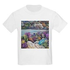 Tropical sea #3 parrorfish T-Shirt