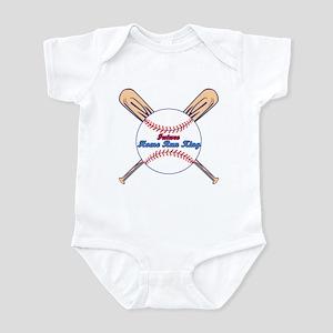 Future Home Run King Infant Bodysuit