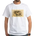 Flying Witch White T-Shirt