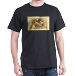 Flying Witch Dark T-Shirt