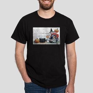 Witch & Cauldron Dark T-Shirt