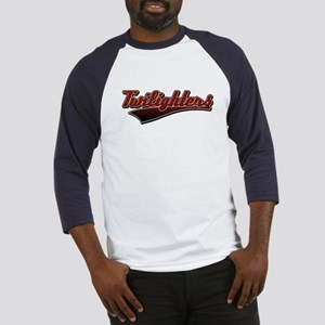 Twilighters (front) Cullen 17 Baseball Jersey