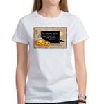 Halloween Wizards Women's T-Shirt