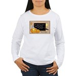 Halloween Wizards Women's Long Sleeve T-Shirt