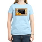 Halloween Wizards Women's Light T-Shirt
