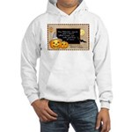 Halloween Wizards Hooded Sweatshirt