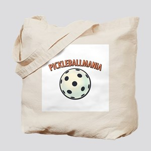 Pickleballmania Tote Bag