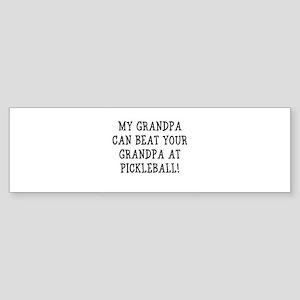 Grandpa Bumper Sticker