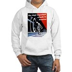 The most important Wheels- Hooded Sweatshirt