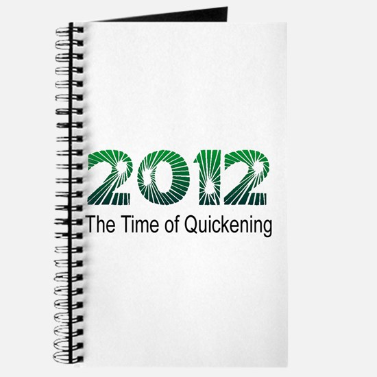 2012 Quickening Journal