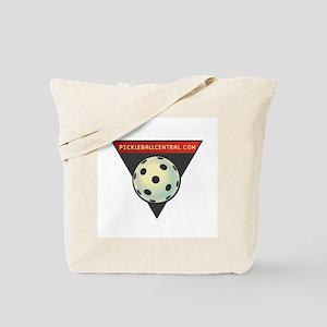 PickleBallCentral.com Tote Bag