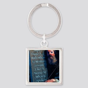 Wipe Thine Ass With Keychains