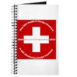 Swiss Cross/Peace Journal
